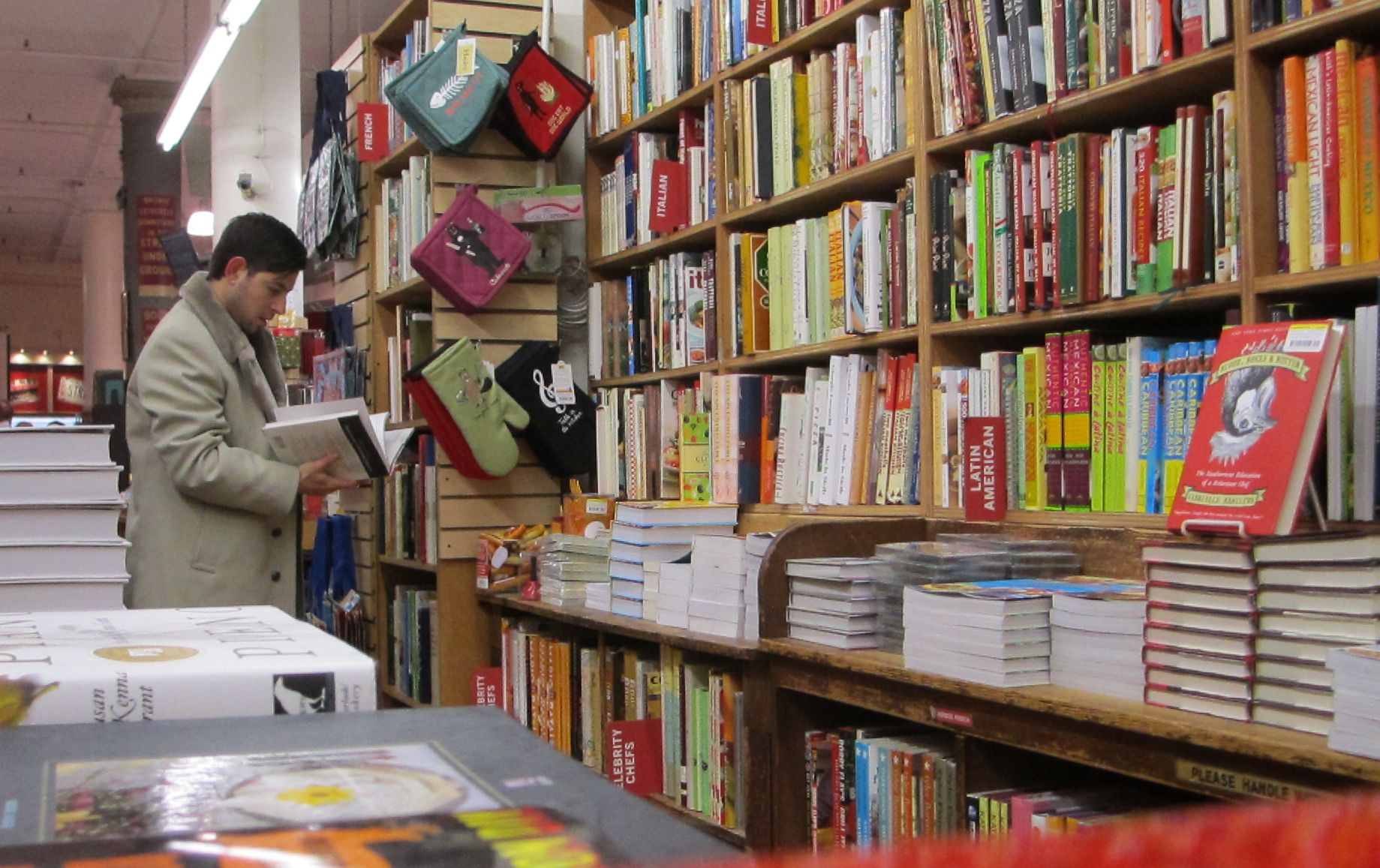 Scenes From A Bookstore IndieReader